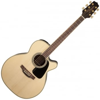Takamine GN51CE-NAT Electro-Acoustic Guitar - Natural