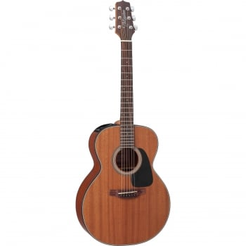 Takamine GX11ME-NS Mini Electro-Acoustic Guitar (Natural) with Gig Bag