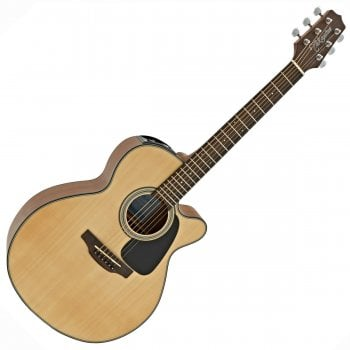 Takamine GX18CE-NS 3/4 Size Electro-Acoustic Guitar - Natural