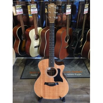 Taylor 314ce All Solid Electro-Acoustic Guitar - Preowned