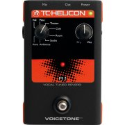 TC Helicon VoiceTone R1 - Vocal Tuned Reverb
