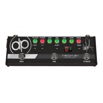 Tech 21 DP-3X dUg Pinnick Signature Bass Pedal