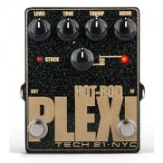 Tech 21 Hot-Rod Plexi Overdrive Pedal with Boost