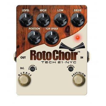 Tech 21 Roto Choir Rotary Simulator