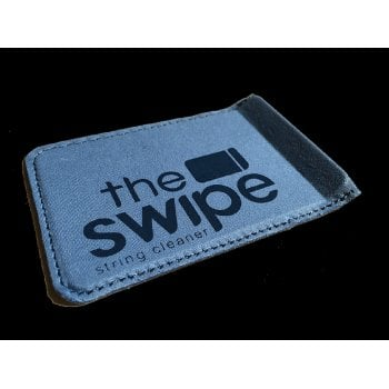 The Swipe String and Instrument Cleaner kit -  Blue