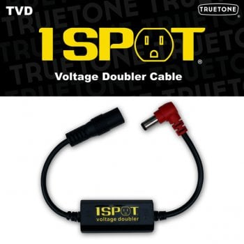 Truetone 1 Spot TVD Voltage Doubler Cable