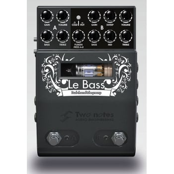 Two Notes Le Bass Midi Tube Bass Preamp