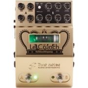 Two Notes Le Crunch 2-channel British Tones Tube Pre-amp Pedal
