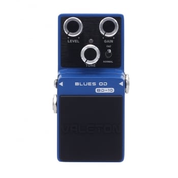 Valeton BD-10 Blues Overdrive Guitar Effects Pedal (Loft Series)