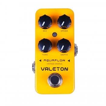 Valeton CCH-1 Coral Aquaflow Vintage Analogue Chorus Guitar Pedal