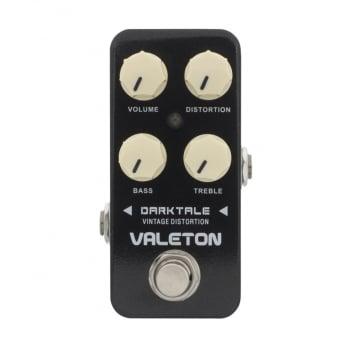 Valeton Coral Series Darktale Vintage Distortion Guitar Pedal