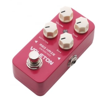 Valeton Coral Series Red Haze Vintage Fuzz