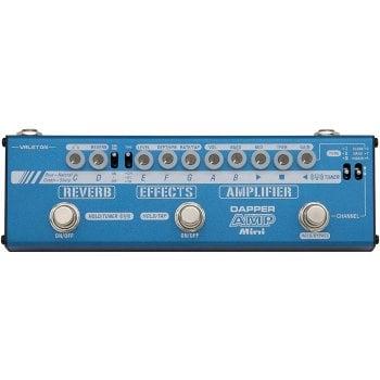 Valeton MES-6 Dapper Amp Mini Multi Effects Pedal Unit