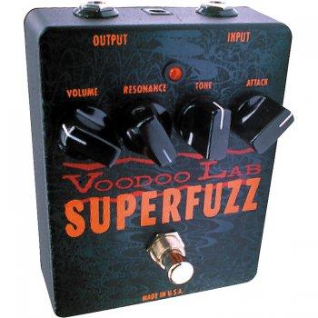 Voodoo Lab Super Fuzz Pedal