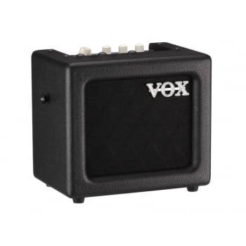 Vox MINI3 G2 Modelling Guitar Amplifier Black