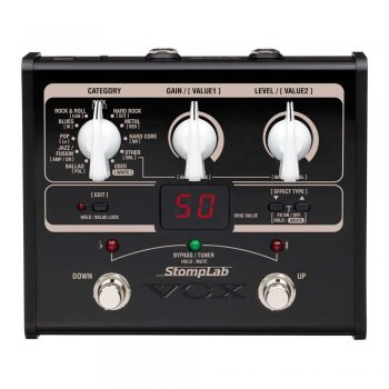 Vox Stomplab 1G Effect Processor for Guitar