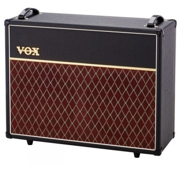 Vox V212C Guitar Amplifier Speaker Cabinet