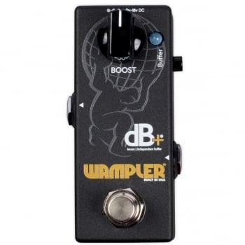 Wampler Decibel+ Boost/Buffer Pedal