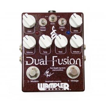 Wampler Dual Fusion Overdrive