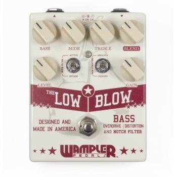 Wampler Low Blow Bass Overdrive
