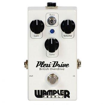 Wampler Plexi-Drive Overdrive Pedal