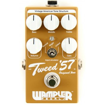 Wampler Tweed '57 Overdrive Pedal