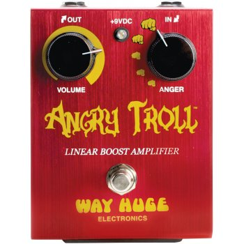 Way Huge Angry Troll