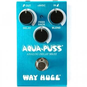 Way Huge Aqua Puss MK III Analog Delay Pedal