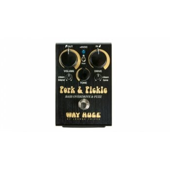 Way Huge Pork and Pickle Bass Fuzz / Overdrive Pedal