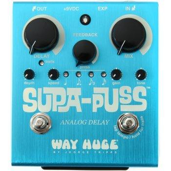 Way Huge Supa-Puss Analog Delay Guitar Pedal