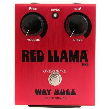 Way Huge Red Llama Mk.II Overdrive Pedal