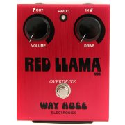 Way Huge Red Llama Mk.II Overdrive Pedal