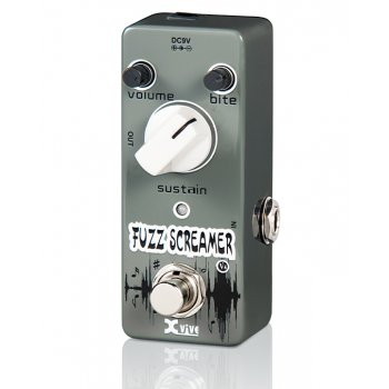 X-Vive V4 Fuzz Screamer