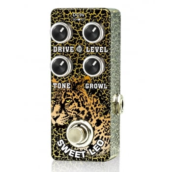 Xvive 02 Sweet Leo Overdrive Pedal