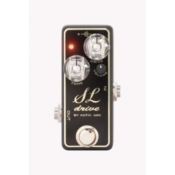 Xotic SL Drive (Super Lead Overdrive)