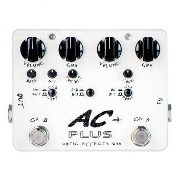 Xotic AC+ Plus Pedal