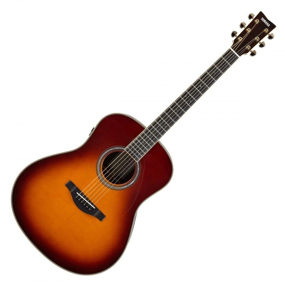 yamaha yamaha ll ta transacoustic guitar yamaha from stompbox ltd uk. Black Bedroom Furniture Sets. Home Design Ideas