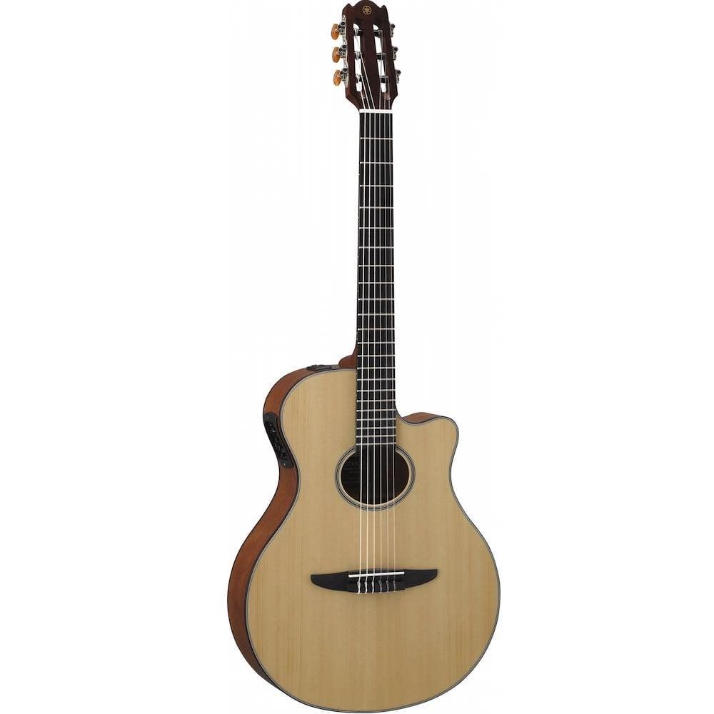 yamaha ntx500 electro classical guitar natural finish. Black Bedroom Furniture Sets. Home Design Ideas