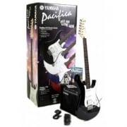 Yamaha Pacifica 012 Electric Guitar Starter Package (Black)