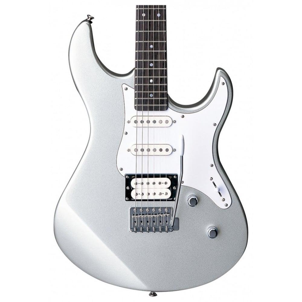 yamaha yamaha pacifica 112v electric guitar silver yamaha from stompbox ltd uk. Black Bedroom Furniture Sets. Home Design Ideas
