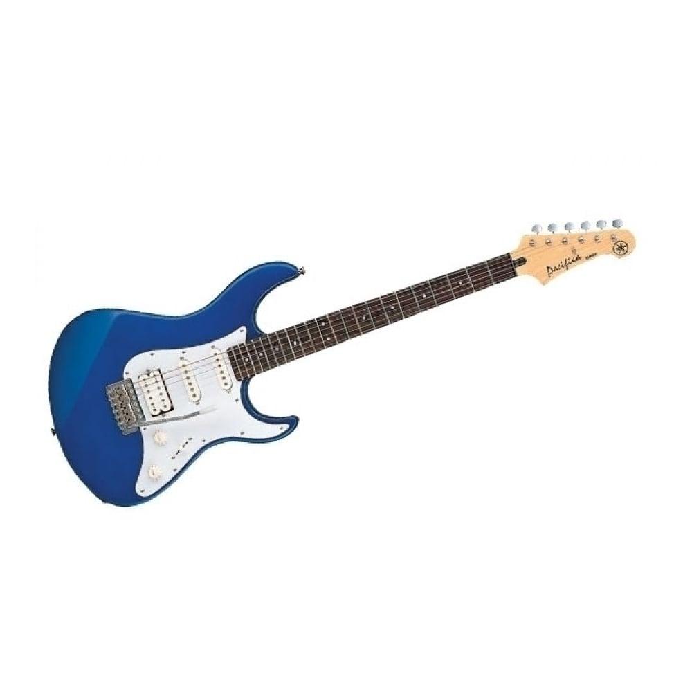 Yamaha Pacifica Pac012 Electric Guitar Dark Blue Metallic