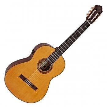 Yamaha TransAcoustic CG-TA 4/4 Classical Guitar, Natural - (Ex-Display)