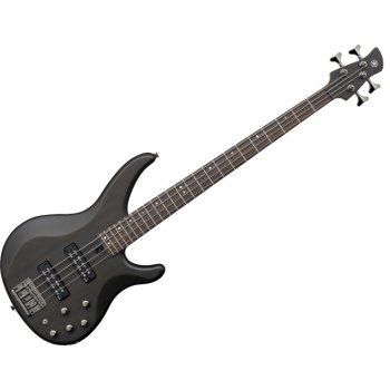 Yamaha TRBX504 Electric Bass Guitar (Black)