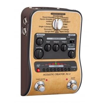 Zoom AC-2 Acoustic Multi Effect Unit