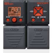 Zoom B1ON Bass Guitar Multi Effects Unit