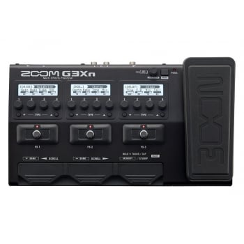Zoom G3XN Multi Effects with Expression Pedal for Guitar