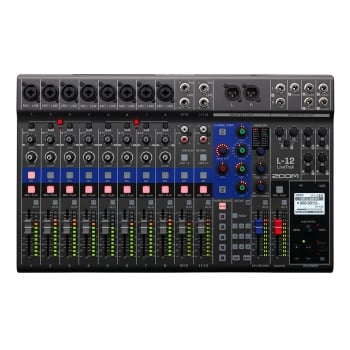 Zoom LiveTrack L-12 Digital Mixer