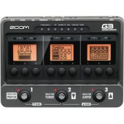 Zoom G3 Guitar Multi Effects Pedal