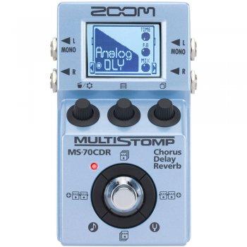 Zoom MS-70CDR MultiStomp Chorus / Delay / Reverb
