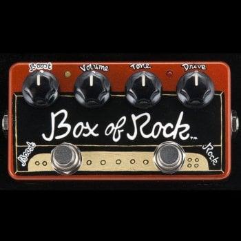 Zvex Box Of Rock (Custom Hand Painted)